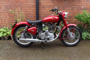 Royal Enfield 500 Bullet 1997