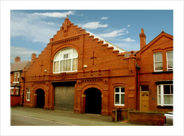 The Drill Hall