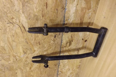 BSA Starfire swinging arm