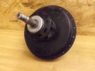 Norton single sided hub 7 inch