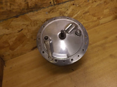 Royal Enfield front full width 7 inch hub