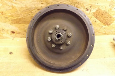 Triumph T110 T100 8 inch single sided front hub